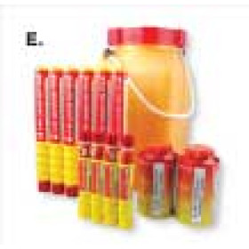 Pains Wessex MK8 Red Parachute Rocket Flare Offshore Marine Outdoors 4//2020 8