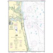 Simons Sound Brunswick Harbor Turtle River MapHouse NOAA Chart 11506 St 26.33 X 34.72 Paper Chart