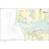 Inc Paradise Cay Publications NOAA Chart 18523: Columbia River Harrington Point to Crims Island 26.5 x 43.8 Traditional